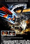 poster del film superman ii