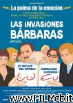 poster del film le invasioni barbariche