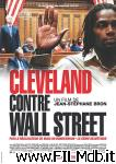 poster del film Cleveland contre Wall Street