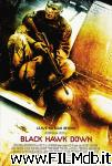 poster del film Black Hawk Down - Black Hawk abbattuto