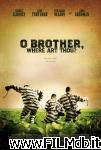 poster del film o brother, where art thou?