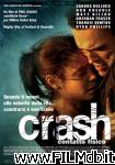 poster del film crash - contatto fisico
