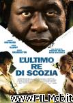 poster del film l'ultimo re di scozia