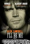poster del film glen campbell: i'll be me