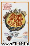 poster del film around the world in eighty days