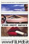 poster del film the hot spot - il posto caldo