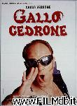 poster del film gallo cedrone