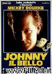 poster del film johnny il bello