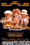poster del film in tre sul lucky lady