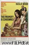 poster del film this property is condemned
