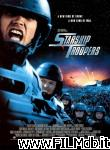 poster del film starship troopers