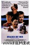 poster del film stand by me - ricordo di un'estate
