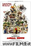 poster del film animal house