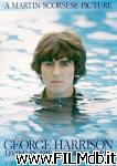 poster del film george harrison: living in the material world