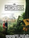 poster del film monsters