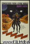 poster del film they came from beyond space