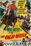 poster del film the old west