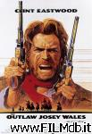poster del film the outlaw josey wales