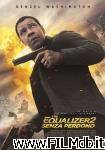 poster del film the equalizer 2 - senza perdono