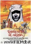 poster del film lawrence d'arabia