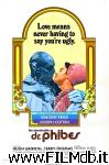 poster del film l'abominevole dottor phibes