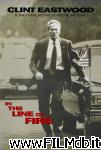 poster del film in the line of fire