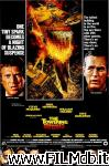 poster del film the towering inferno