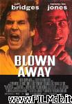 poster del film blown away - follia esplosiva