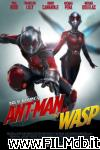 poster del film ant-man and the wasp