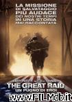 poster del film the great raid - un pugno di eroi