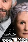 poster del film The Wife - Vivere nell'ombra