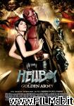 poster del film Hellboy - Golden Army