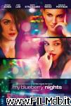 poster del film un bacio romantico - my blueberry nights