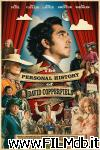 poster del film La vita straordinaria di David Copperfield
