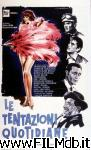 poster del film le tentazioni quotidiane