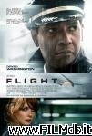 poster del film flight