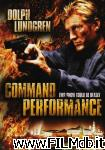 poster del film command performance