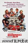 poster del film The Cannonball Run