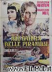 poster del film all'ombra delle piramidi