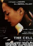 poster del film the cell - la cellula