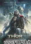 poster del film thor: the dark world