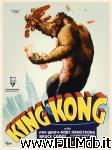 poster del film king kong