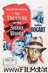 poster del film the treasure of the sierra madre