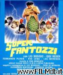 poster del film superfantozzi