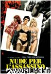 poster del film nude per l'assassino