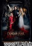 poster del film Crimson Peak