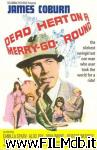 poster del film dead heat on a merry-go-round