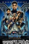 poster del film black panther