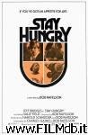 poster del film stay hungry