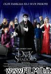 poster del film dark shadows